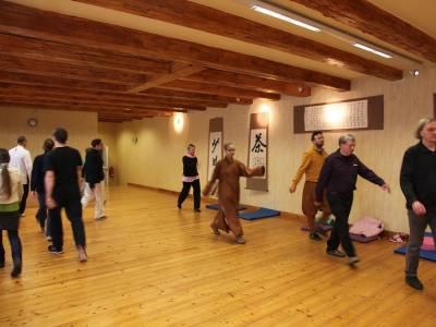 Gehen-Meditation miaoyi